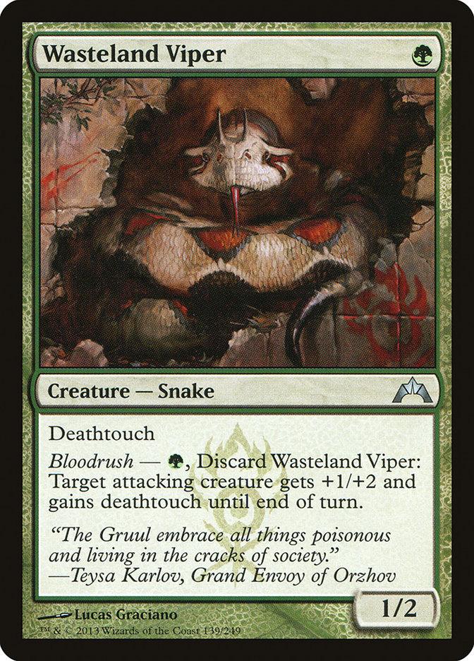 Wasteland+Viper