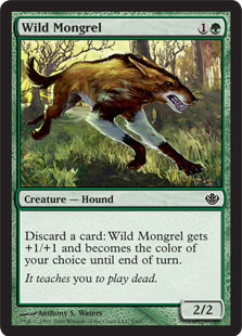Wild+Mongrel