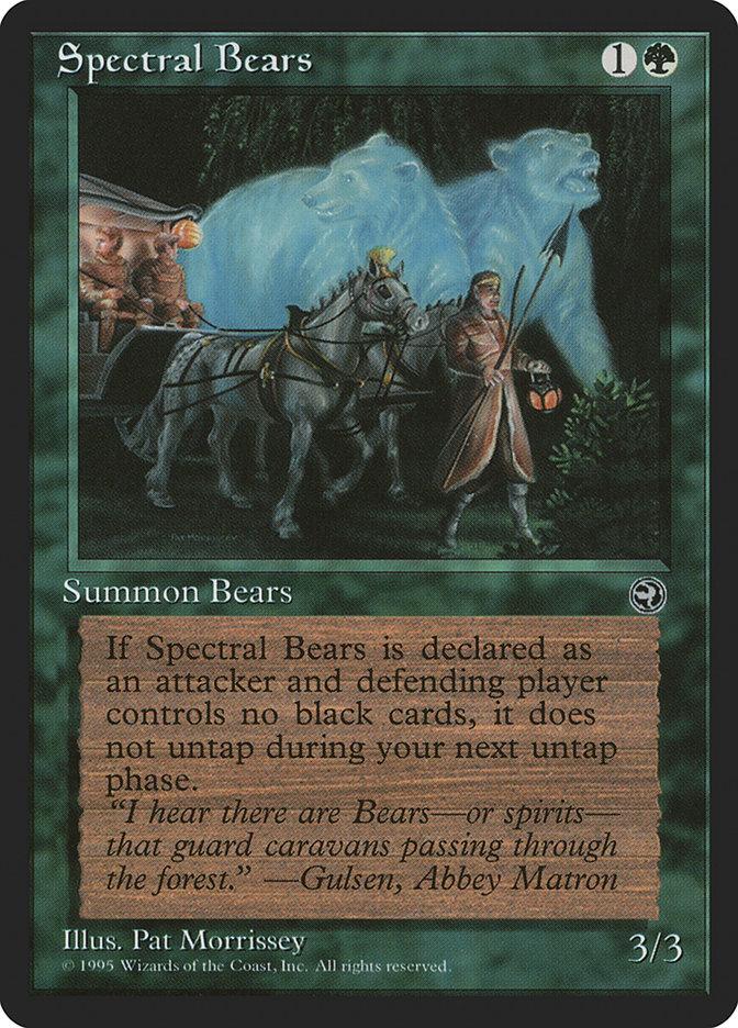 Spectral+Bears