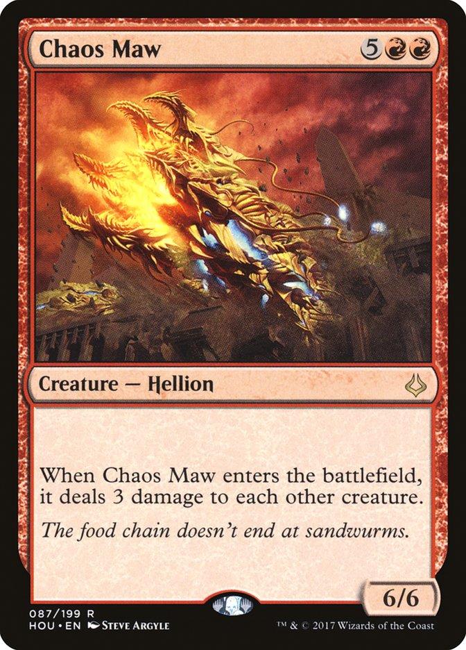 Chaos+Maw