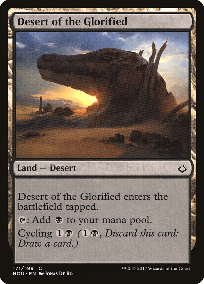 Desert+of+the+Glorified