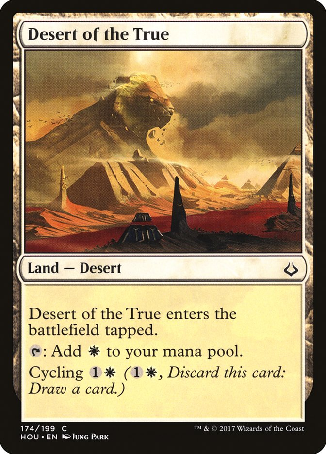 Desert+of+the+True