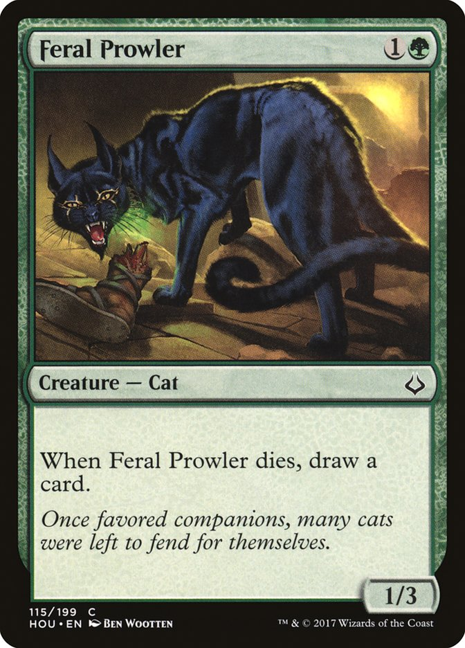 Feral+Prowler