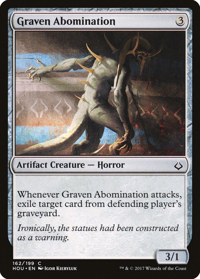 Graven+Abomination
