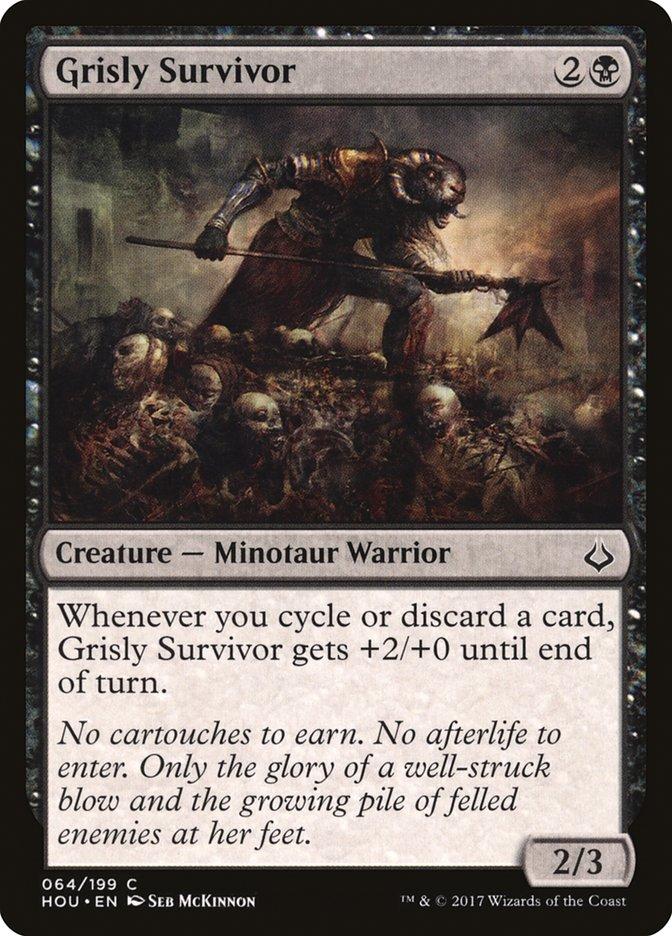 Grisly+Survivor