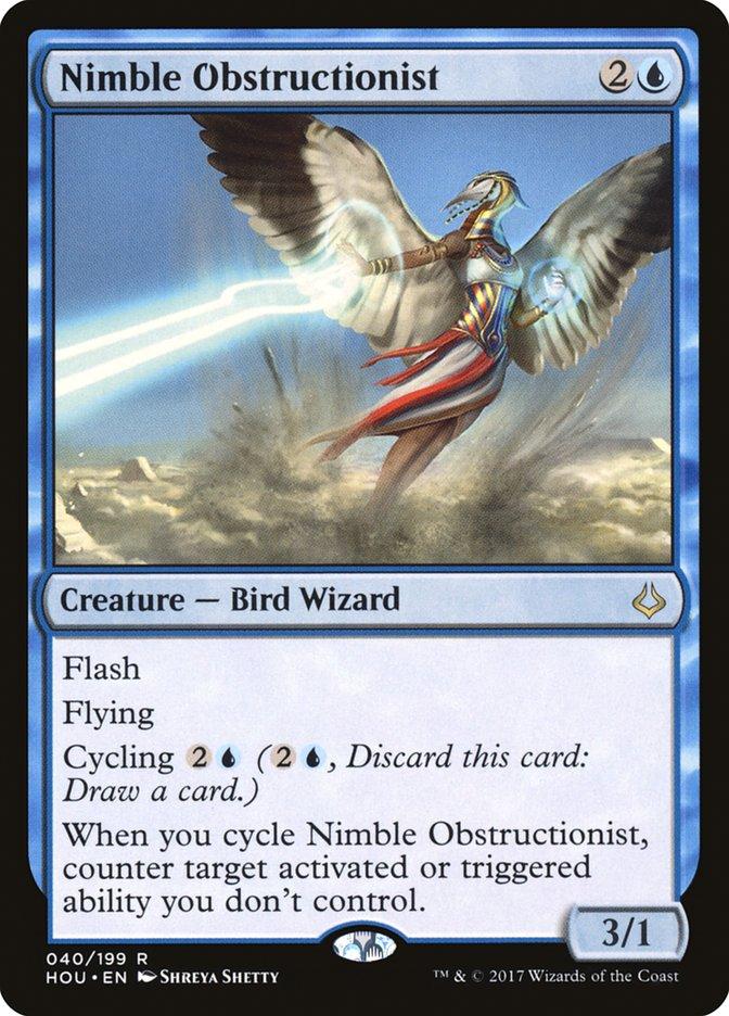 Nimble+Obstructionist