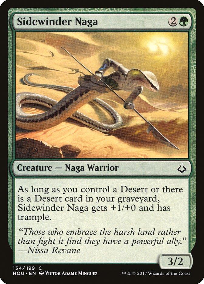 Sidewinder+Naga