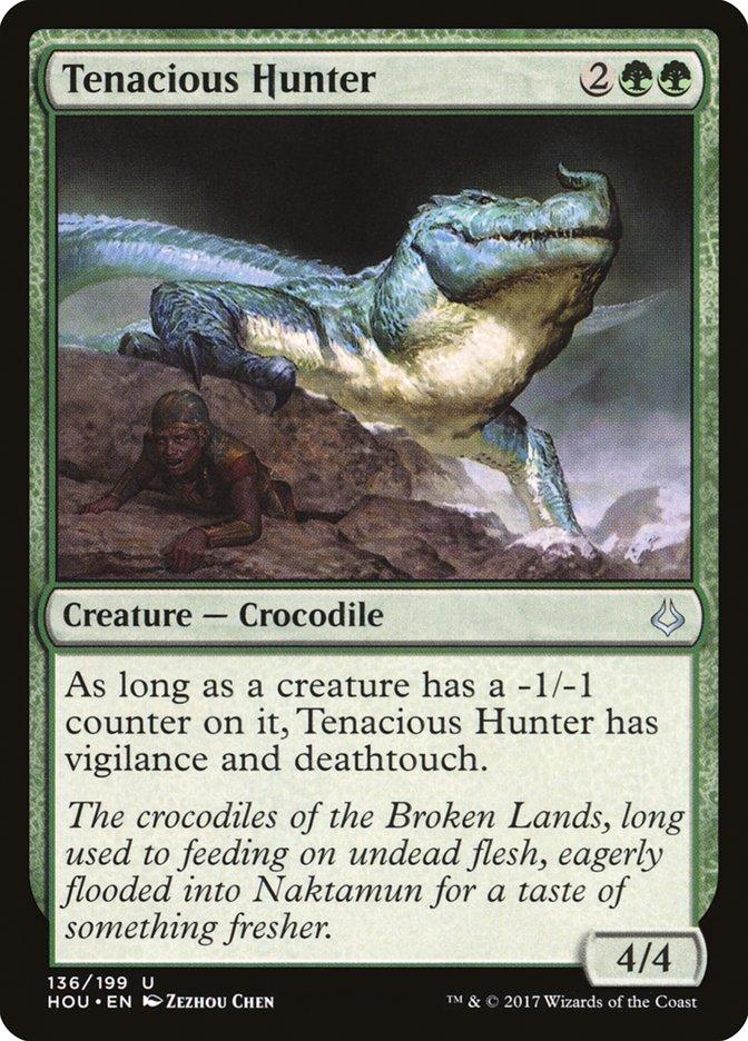 Tenacious+Hunter