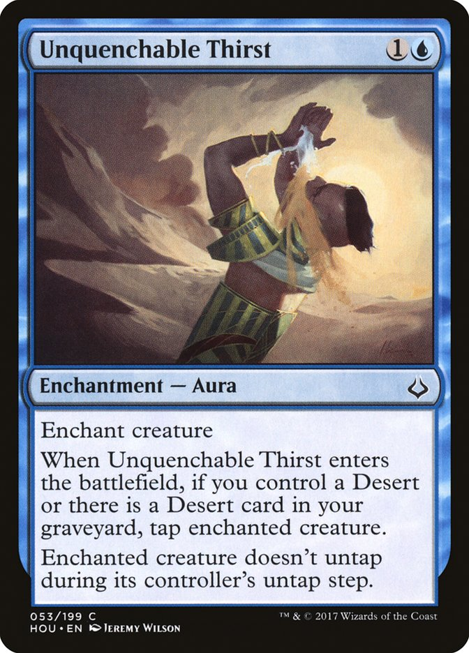 Unquenchable+Thirst