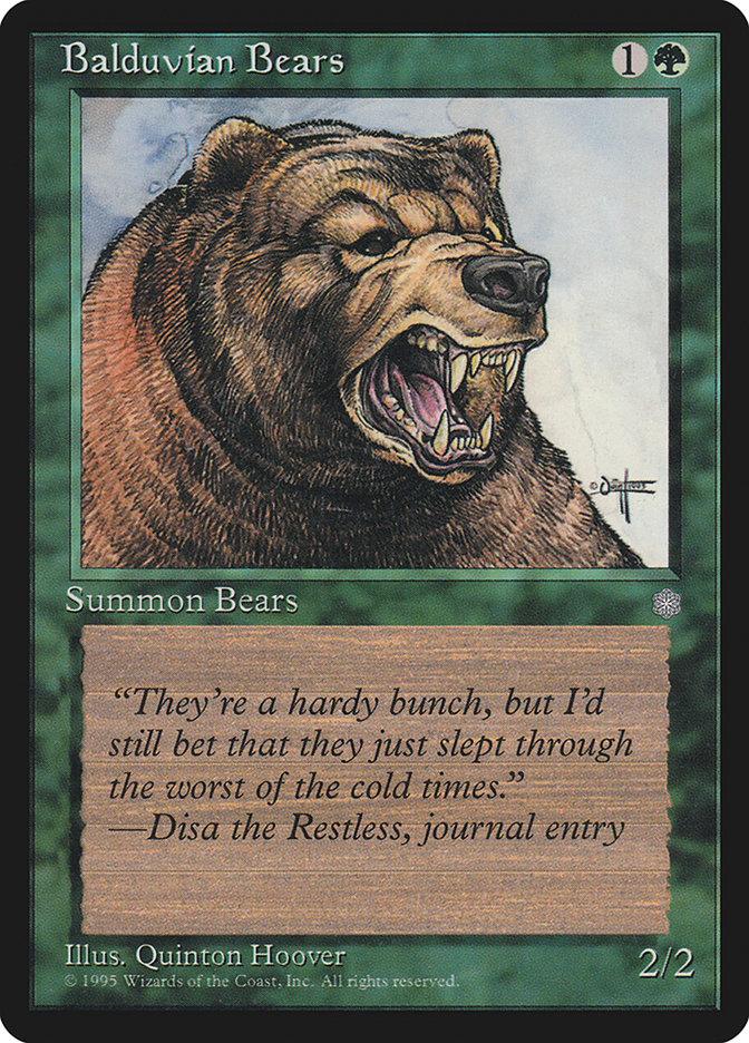 Balduvian+Bears