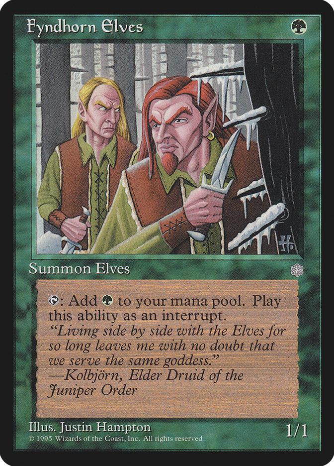 Fyndhorn+Elves
