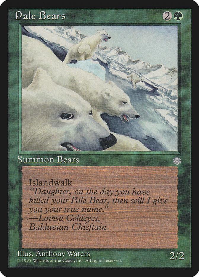 Pale+Bears