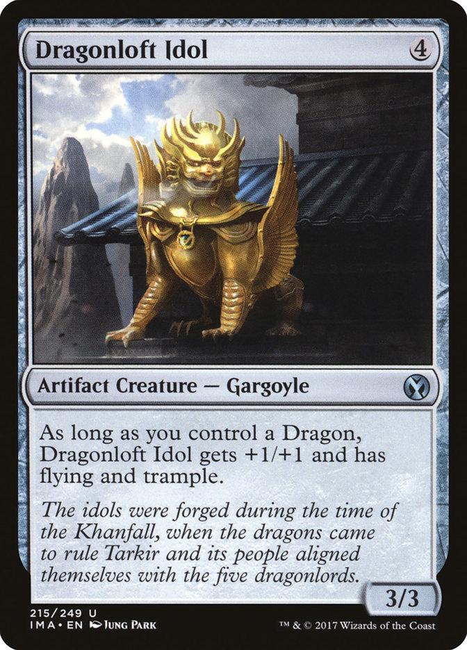 Dragonloft+Idol