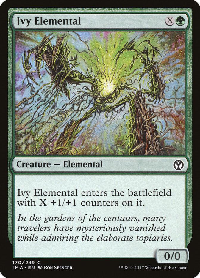 Ivy+Elemental
