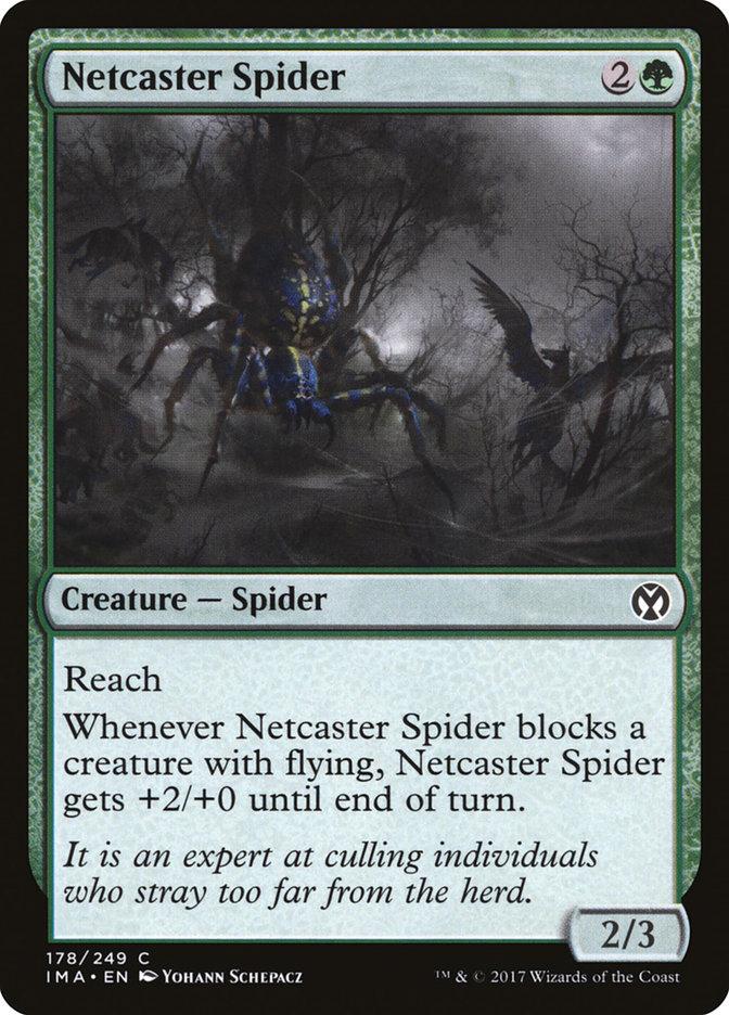 Netcaster+Spider