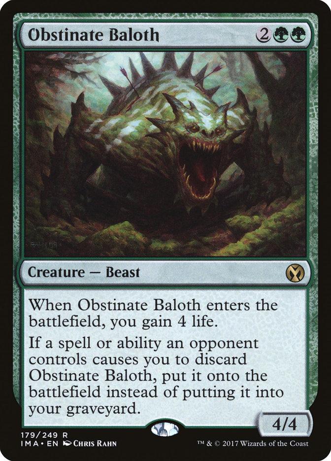 Obstinate+Baloth