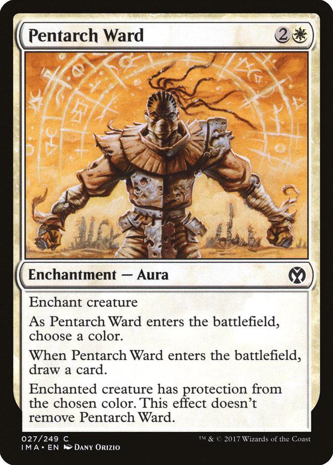 Pentarch+Ward