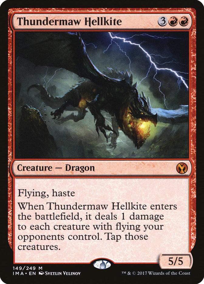 Thundermaw+Hellkite