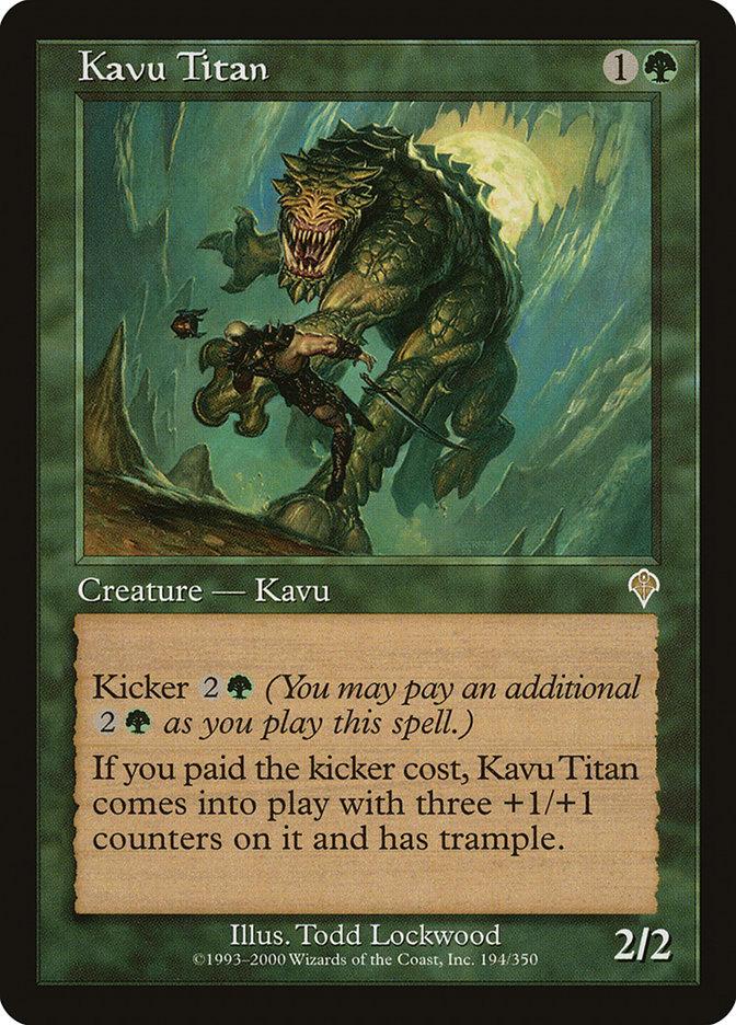 Kavu+Titan
