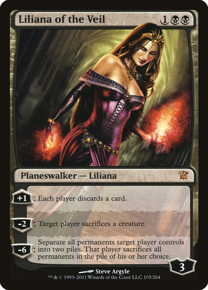 Liliana+of+the+Veil