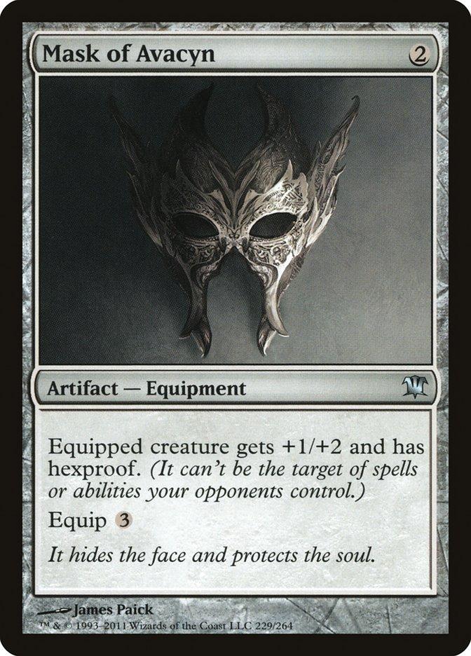 Mask+of+Avacyn