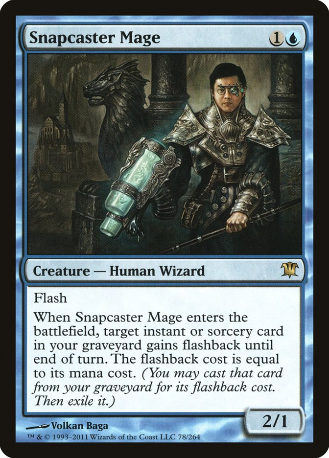 Snapcaster+Mage