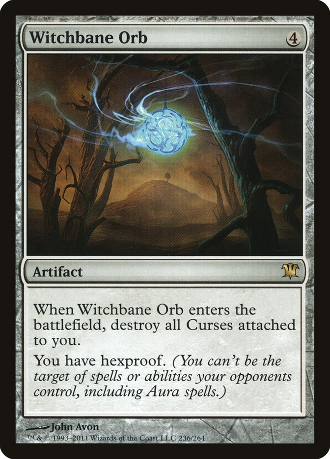 Witchbane+Orb