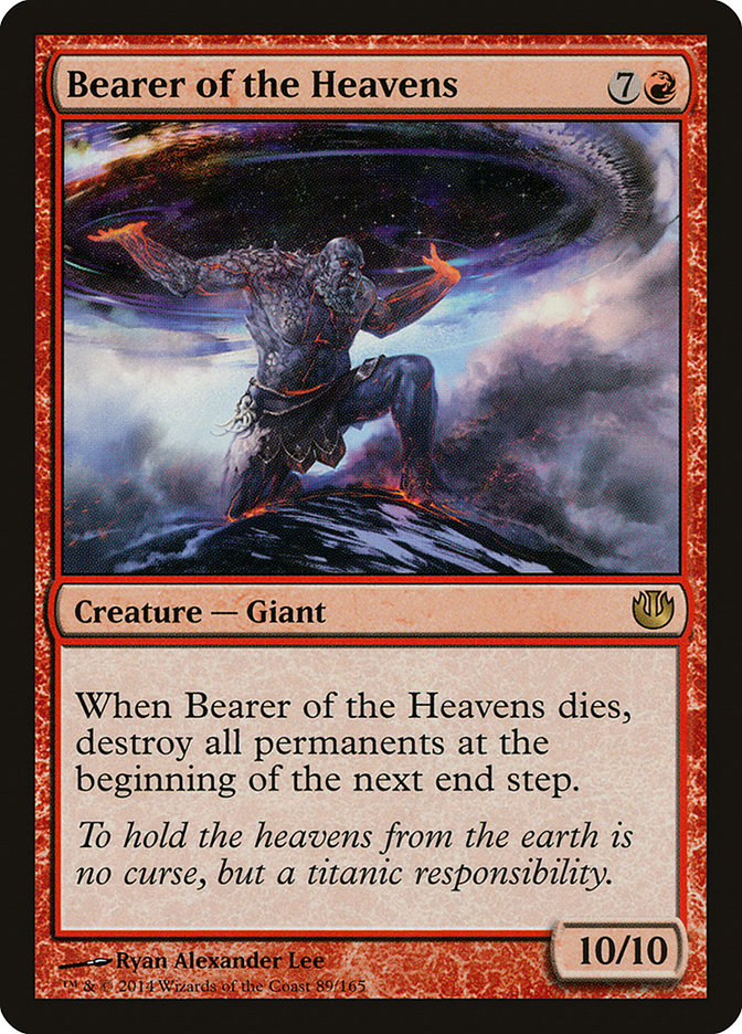Bearer+of+the+Heavens