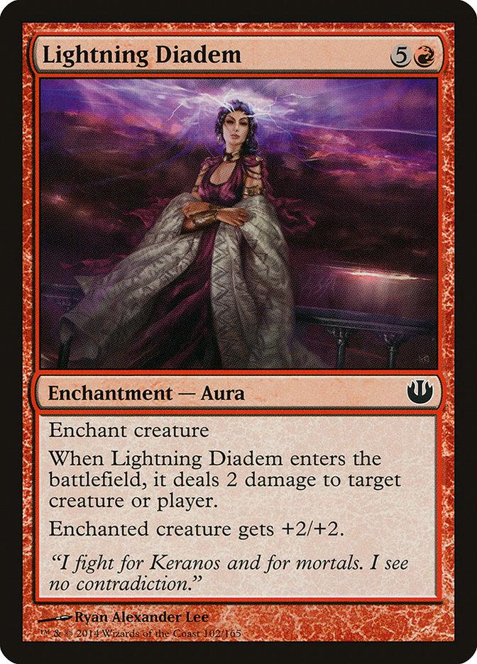 Lightning+Diadem