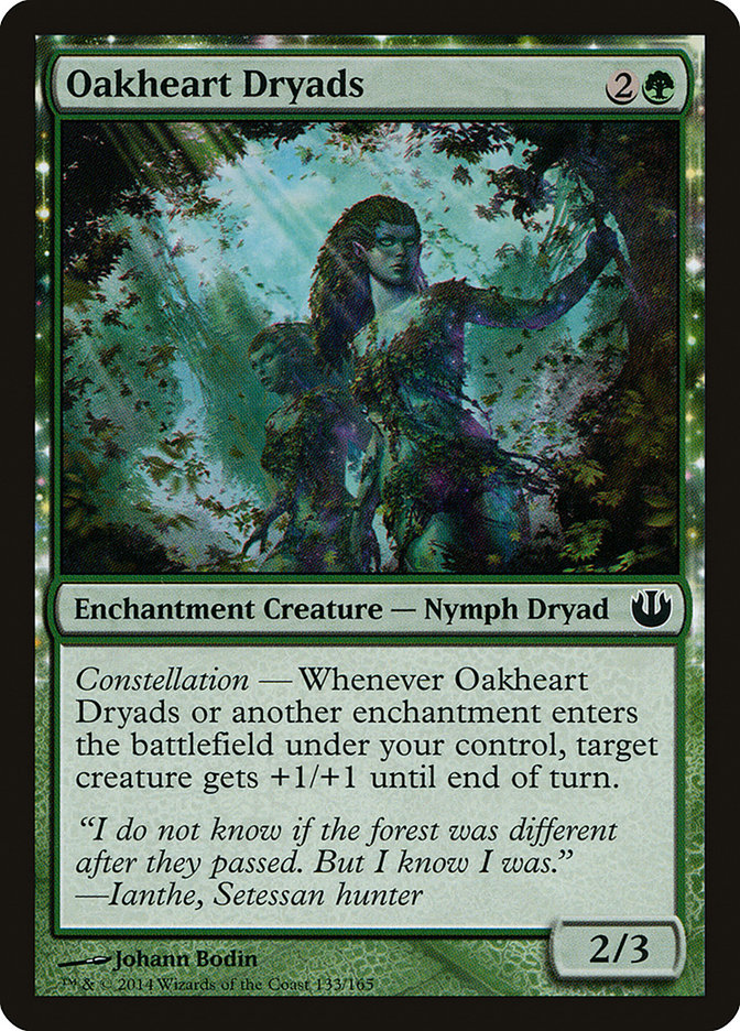 Oakheart+Dryads