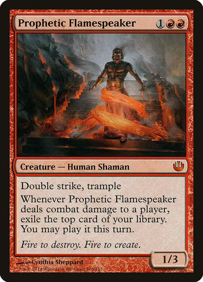 Prophetic+Flamespeaker