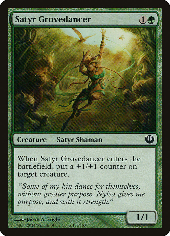 Satyr+Grovedancer