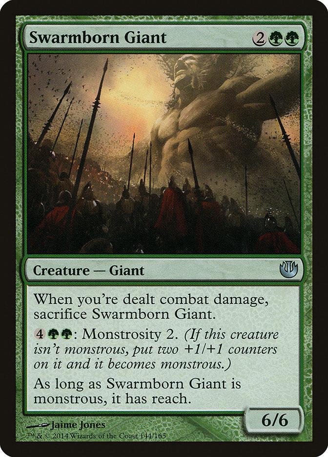 Swarmborn+Giant