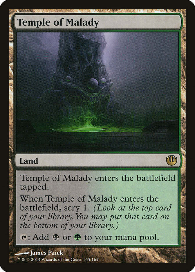 Temple+of+Malady