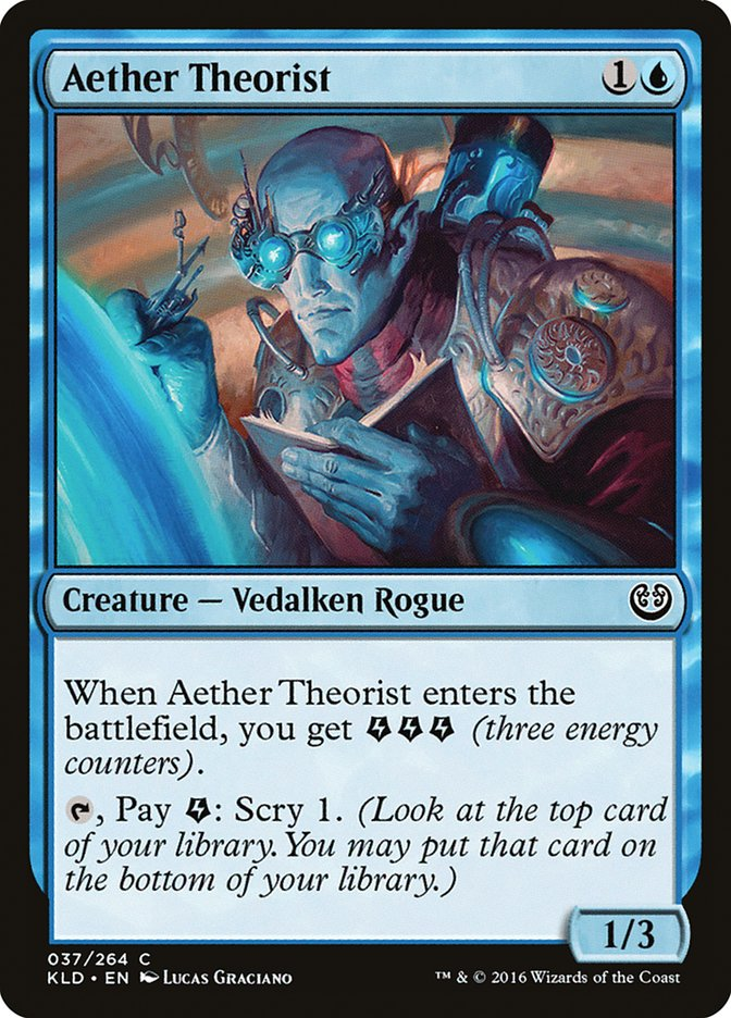 Aether+Theorist