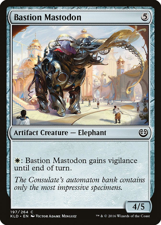 Bastion+Mastodon