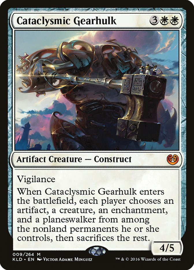 Cataclysmic+Gearhulk