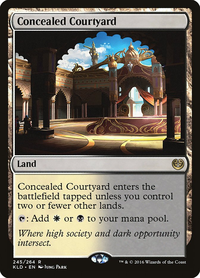 Concealed+Courtyard