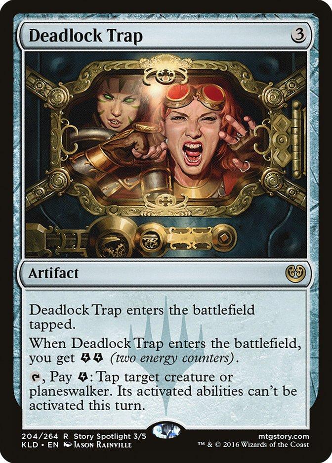 Deadlock+Trap