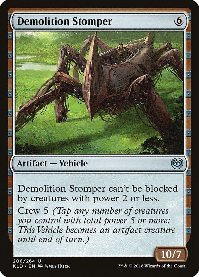 Demolition+Stomper