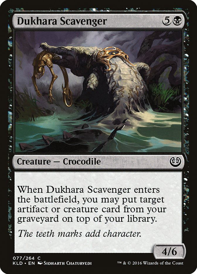 Dukhara+Scavenger