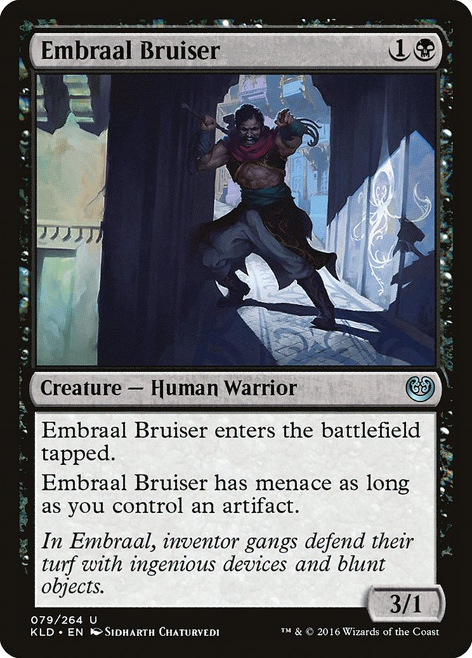 Embraal+Bruiser