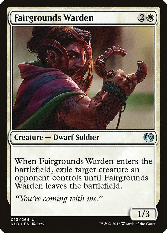 Fairgrounds+Warden