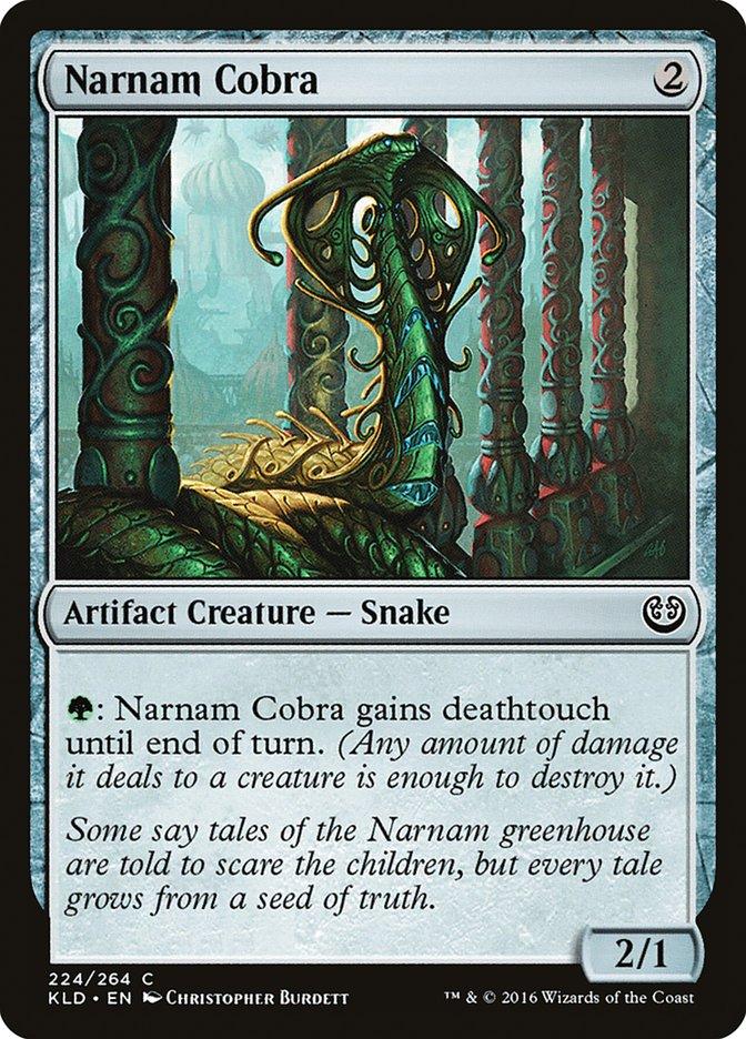 Narnam+Cobra