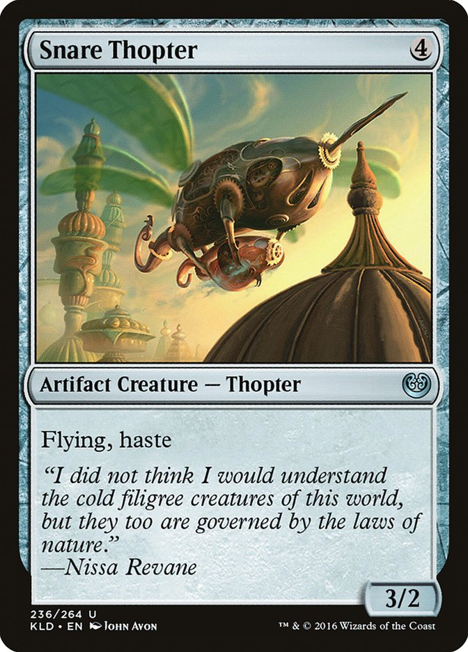 Snare+Thopter