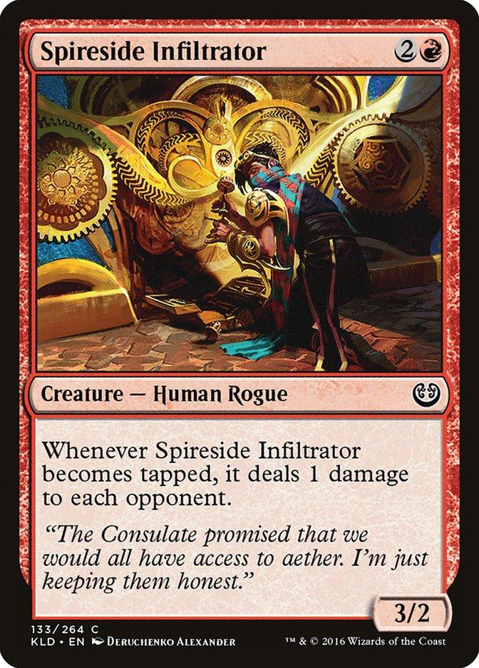 Spireside+Infiltrator