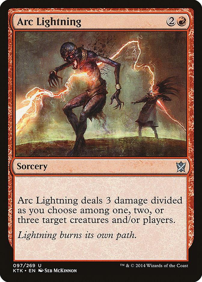 Arc+Lightning