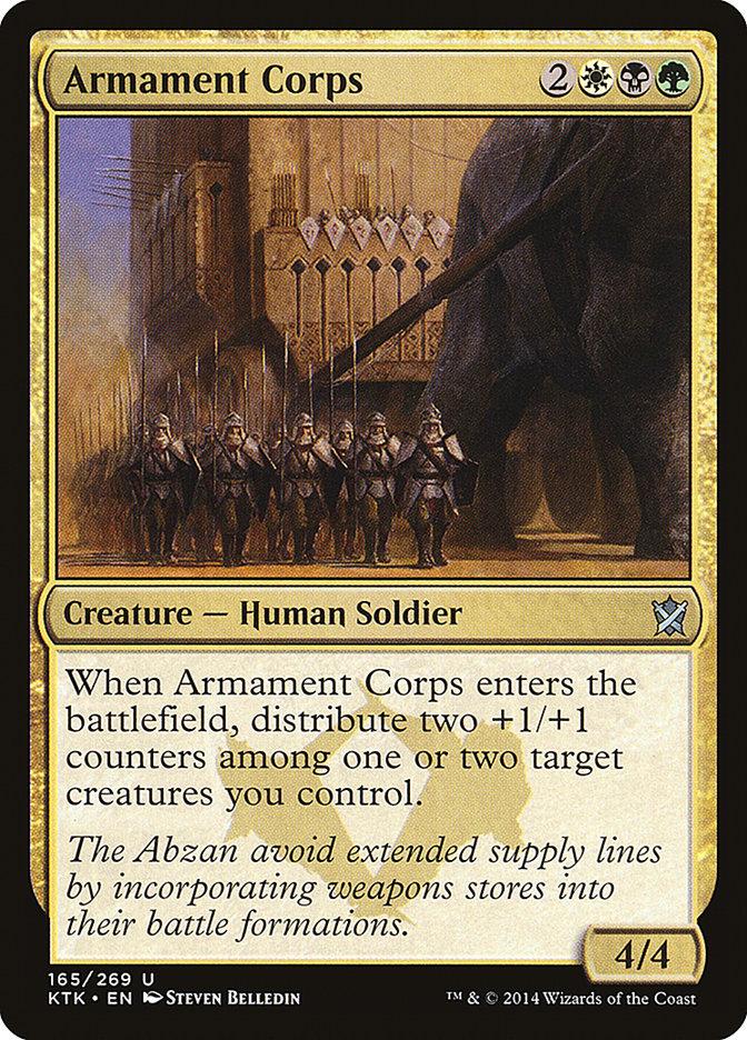 Armament+Corps