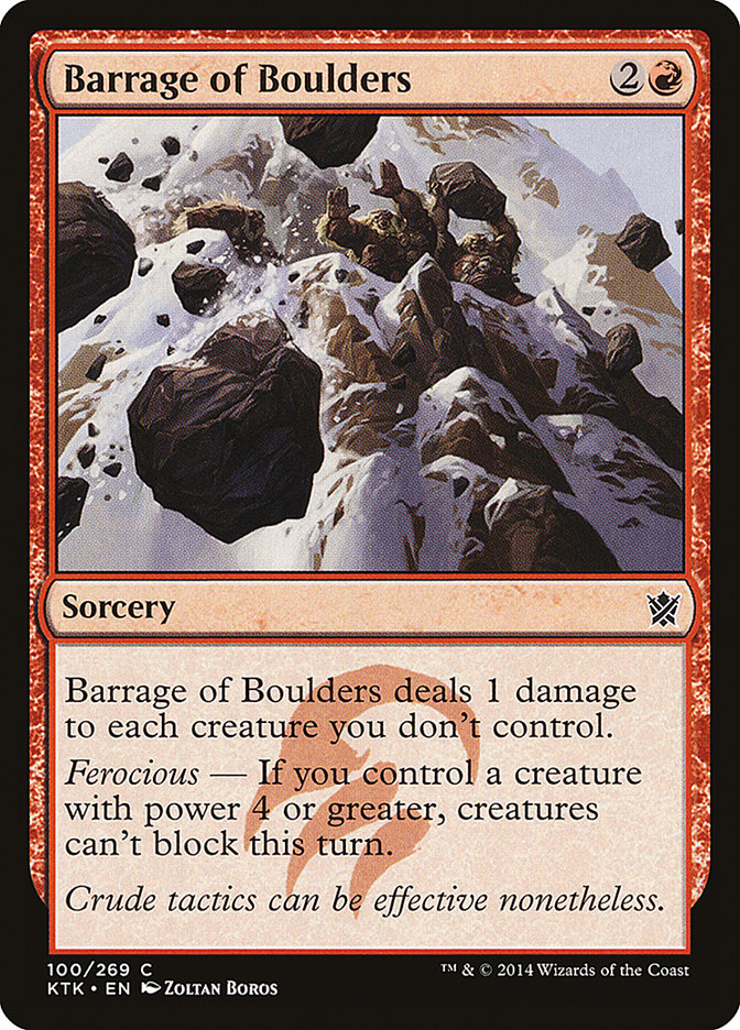 Barrage+of+Boulders