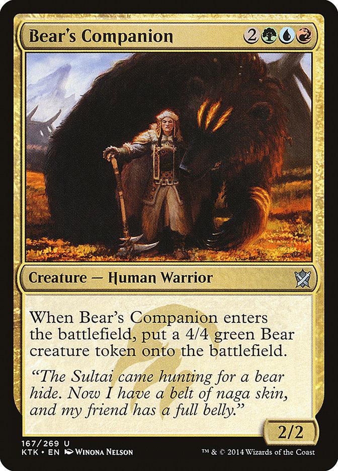 Bear%27s+Companion